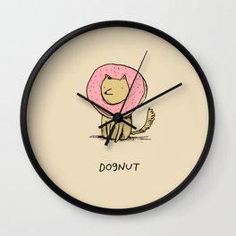 Dognut Wall Clock
