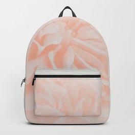 Light Peach Rose #3 #floral #art #society6 Backpack