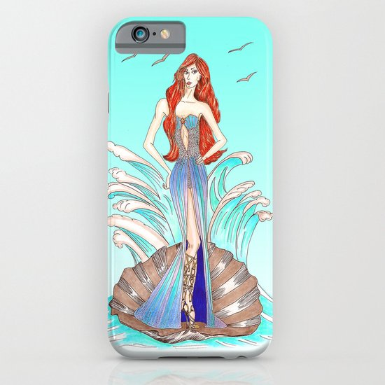 Venus Dress iPhone & iPod Case
