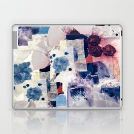 patchy collage Laptop & iPad Skin