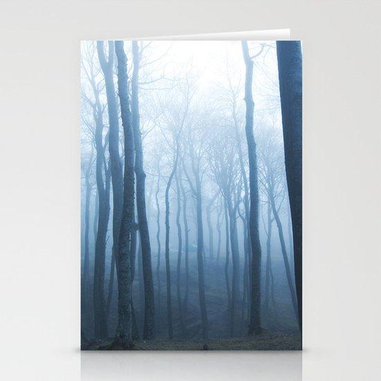 Foggy Woods #society6 #buyart Stationery Cards