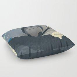 My Neighbor Floor Pillow