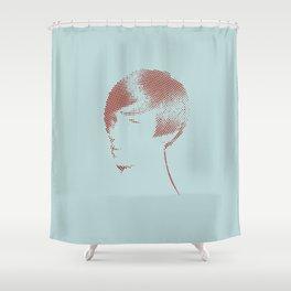 1969 Shower Curtain