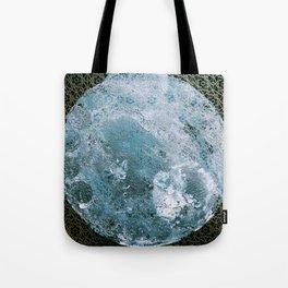 Full Wolf Moon Tote Bag