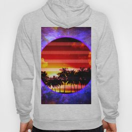 Synthwave Poster v.5 Hoody