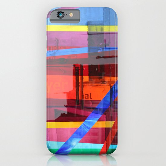 Distortion 3 iPhone & iPod Case