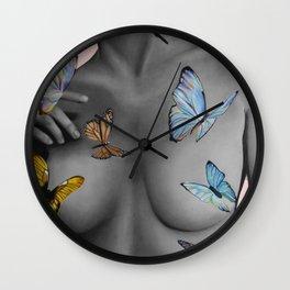 Boobiefly Wall Clock