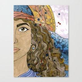 Jael Canvas Print