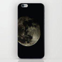 Moon1 iPhone Skin