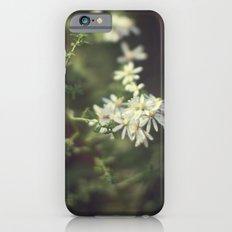 autumn white iPhone 6s Slim Case