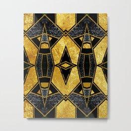 Geometric #935 Metal Print