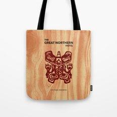 Great Northern Hotel Twin Peaks Tote Bag