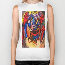 ETERNAL  #Society6     #decor  #buyart Biker Tank