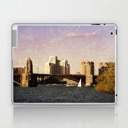 Charles River I Laptop & iPad Skin