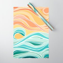 Sea and Sky II Wrapping Paper