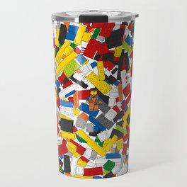 The Lego Movie Travel Mug