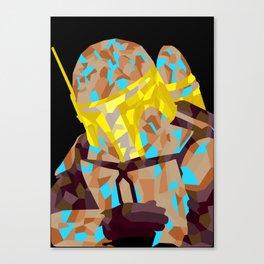 Jango Canvas Print