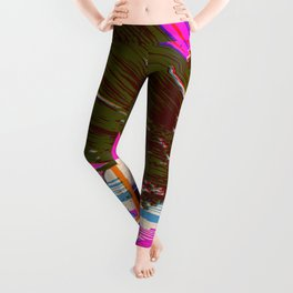bring your love back in 7 days - Fortuna Series Leggings