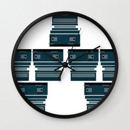 Big robot Wall Clock