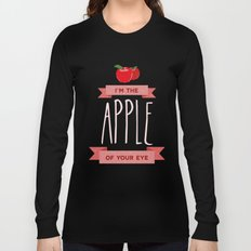 Apple of my eye Long Sleeve T-shirt