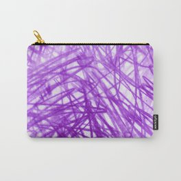 Ophelia Purple Carry-All Pouch