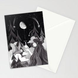 Moonmilk Stationery Cards