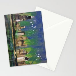 Chicago Night Stationery Cards