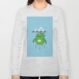 Kawaii Dragon Long Sleeve T-shirt