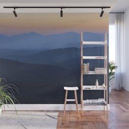 Romantic Evening Wall Mural