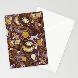 Potter Paisley Stationery Cards