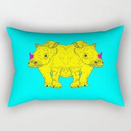 rinocReonte Rectangular Pillow