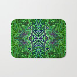 Abstract #1 - VII - Electric Light Orchestra Bath Mat