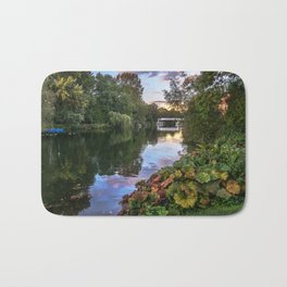 The Thames At Pangbourne Bath Mat