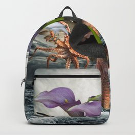 Behind and Beyond Backpack