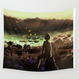 Magic hour Wall Tapestry