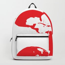 Heart world 2 Backpack
