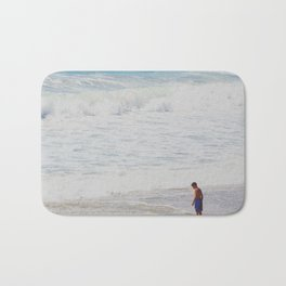 Along the Shore Bath Mat