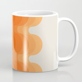 Echoes - Creamsicle Coffee Mug