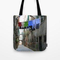 Venice Alley Tote Bag