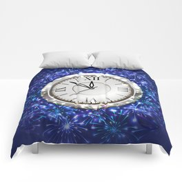 New Year decoration Comforters