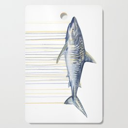 Tiger Shark Cutting Board