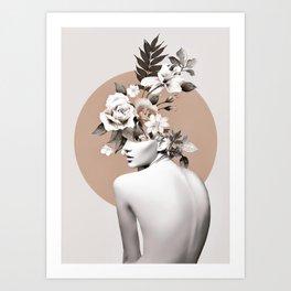Bloom 8 Art Print