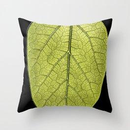 Nature's Beauty Up Close Throw Pillow