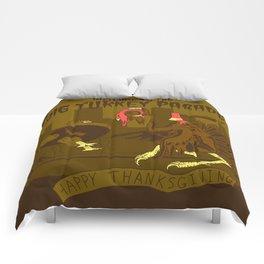 Big Turkey Parade Comforters