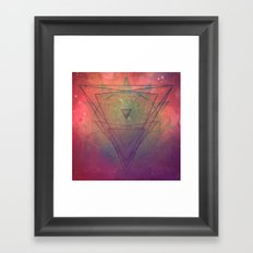 pyrymyd xrayyll Framed Art Print