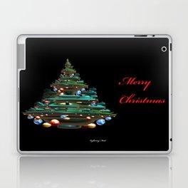 Fractal Christmas Tree Laptop & iPad Skin