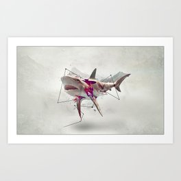 To prevail Art Print
