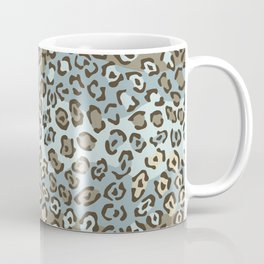 Wildcat Spots Pattern Coffee Mug