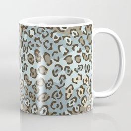 Wildcat Spots Pattern Coffee Mug