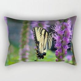 Swallowtail Summer Rectangular Pillow